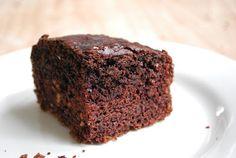 Upiecz mnie: Extremely chocolate vegan cake