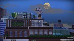 Frau Engel: Industrial penthouse • Sims 4 Downloads