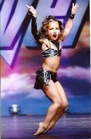 Asia Monet Ray...love that little ball of fire!! look at those facials!!! :)