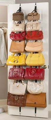 cómo guardar las carteras
