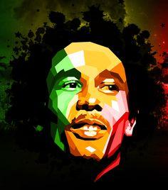Bob Marley (Illustration)