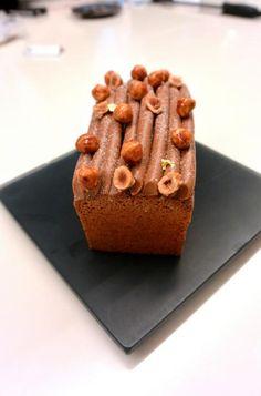 Christophe Michalak : CAKE NOISETTE