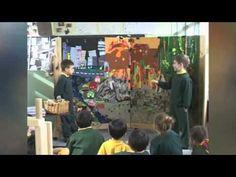 Documenting children's work - video