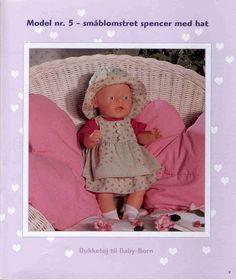 Album Archive - Dukketøj til Baby Born 2 - Ingelise Baby Born, Doll Clothes, Crochet Hats, Teddy Bear, Album, Toys, Archive, Yandex Disk, Dolls Dolls