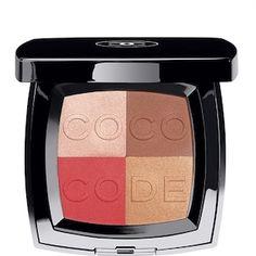 Palette Harmonie de blush par Chanel  #collection #maquillage #chanel #cococode #makeup #beauté #luxe #blush #monvanityideal  Plus d'articles sur www.monvanityideal.com