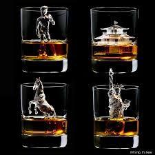 suntory whiskey serve 3D on The Rocks Campaign