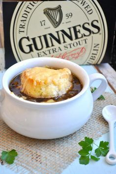 Guinness Onion Soup | RecipeLion.com