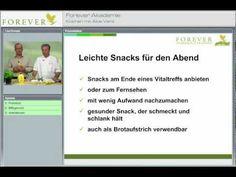 Infos über www.regina.hofer.flpg.at; online bestellen Österreich:  www.be-forever.at/bestellung/ Aloe Vera, Light Snacks, Sandwich Spread, Purchase Order, Healthy Snack Foods, Slim, Meal, Cooking