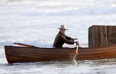 Rob filming #DAMSEL 🎬 Coos Bay, Oregon coast ~ posted 25Aug16
