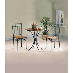 Wildon Home ® Beaverton 3 Piece Bistro Table Set