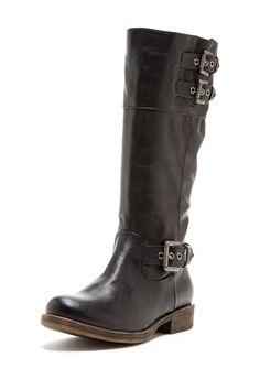 Hanessa Buckle Boot