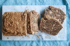BEST EVER PROTEIN RICH WALNUT ALMOND BREAD – The Brown Paper Bag