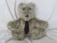 I make Bears and Crafts with my dog Daisy by my side! by DaisyMayDreams Childproofing, Buy Fabric, Gifts For Boys, Baby Boy Shower, Hand Crochet, Great Gifts, Toys, Creative, How To Make