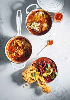 A flavoursome and all-round delicious pasta dish. Instead of store-bought, make your own quick and easy tomato sauce in just 15 minutes.  Credit: Woolworths Taste/Jan Ras Pasta Puttanesca, Easy Tomato Sauce, Recipe Email, Pappardelle Pasta, Tomato Paste, Pasta Dishes, Curry, Store