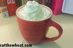 Cut the Wheat, Ditch the Sugar: Creamy Peppermint Hot Cocoa