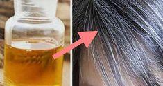 Remediu de casă miraculos, care ajută părul alb să revină la culoarea naturală! - Secretele.com Bottle, Pharmacy, Tips, Projects, Houses, Plant, Log Projects, Blue Prints, Flask
