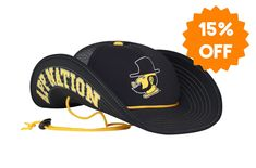 reputable site de2dd 72892 The App State Mountaineers Snapback Buckers