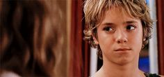 "Peter Pan, love how he frowns as she wakes them up like "" Drat! now its not just me and her!"""
