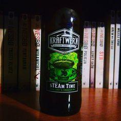 Nigdy nie próbowałem. Warto? #piwo #beer #apa #kraftwerk #earlgrey #hibiscus #green #silesia #craft #jonesbo #books