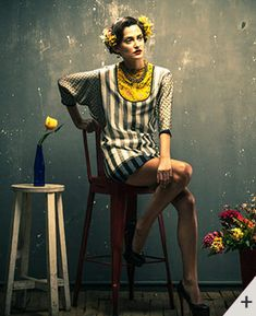 Basanti Foxtrot | Fashion | Nida Mahmood