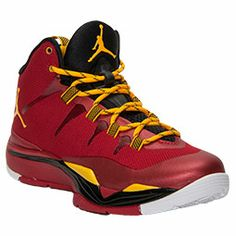 premium selection ba5fb 42c0f Boys  Grade School Jordan Superfly II Basketball Shoes   FinishLine.com    Gym Red