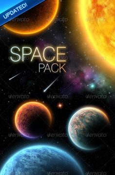 Buy Space Pack by Ivan_V on GraphicRiver. The space pack includes: background with stars and neb. Background Images Wallpapers, Backgrounds, Different Planets, Background Templates, Packing, Space, Graphics, Fonts, Group
