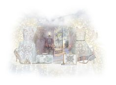 """""""SNOW AT CHRISTMAS"""" by seralice0 ❤ liked on Polyvore featuring Elie Saab, Menbur, Gianvito Rossi, Oscar de la Renta, Kendra Scott, River Island, Vintage and Monsoon"""