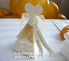 Creations on Paper: Favors
