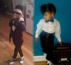 the cutest kids costumes (mini janelle monae)