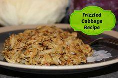 Frizzled Cabbage Recipe on Yummly. @yummly #recipe