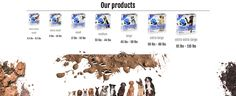 Our products at www.paw-savers.com