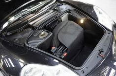 2001 PORSCHE 911 CARRERA 996 3.6L boot