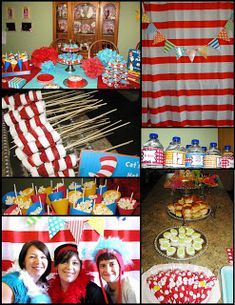 Cook It, Clean It, Make It Fun: Dr. Seuss Birthday Party w/ Free Printables