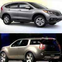 compare honda cr-v to hr-v