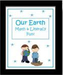 Earth math, science and literacy activities