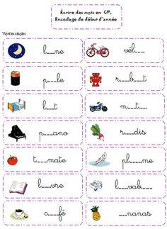 compléter des mots - voyelles - Nurvero - La vie en classe