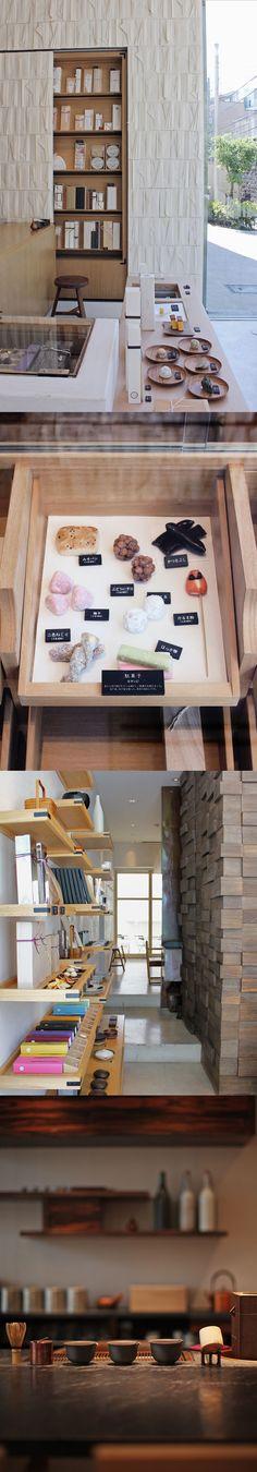 Ori HIGASHIYA, a truly authentic and traditional Japanese tea making ritual.