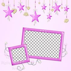 """Layout QP 11D-6 CAFS…..Quick Page, Digital Scrapbooking, Catch A Falling Star Collection, 12"""" x 12"""", 300 dpi, PNG File Format"""
