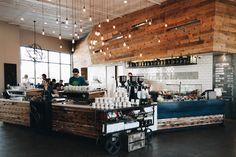 Verve Coffee Roasters, Santa Cruz CA