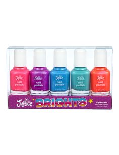 Bright Nail Polish Set | Nail Polish & Kits | Beauty | Shop Justice