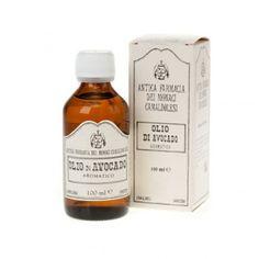 Aromatic Avocado Oil 100 ml, skin oil, Camaldoli | online sales on HOLYART.co.uk