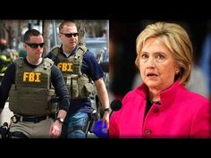 "BREAKING REPORT: FBI AGENTS HAVE SHOCK PLAN TO DEAL WITH ""COWARDLY"" CLINTON INVESTIGATION - YouTube"