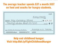 41 Best Schools for No Kid Hungry images | We are teachers ...
