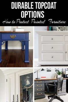 How to protect paint