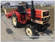 Yanmar Tractor, Outdoor Power Equipment, Garden Tools
