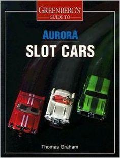 slot cars wall print