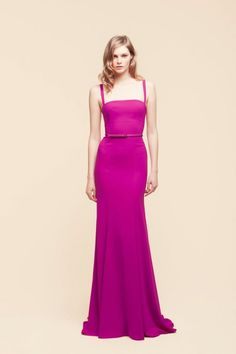 Love this dress - this might be what I would wear to the Oscars this year. Ellie Saab Resort 2012