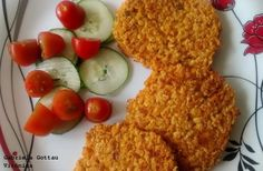 Hamburguesas2 Vegetarian Recepies, Veggie Recipes Healthy, Vegan Recipes, Healthy Fit, Fermented Foods, Sweet And Salty, Food Lists, Finger Foods, Food And Drink