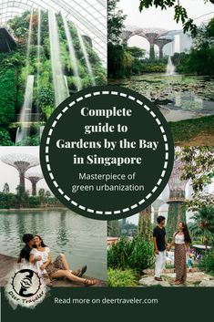 Complete guide to Gardens by the Bay in Singapore Luang Prabang, Asia Travel, Japan Travel, Cool Places To Visit, Places To Travel, Amazing Destinations, Travel Destinations, Laos, City Super
