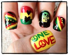 Unhas do Reggae